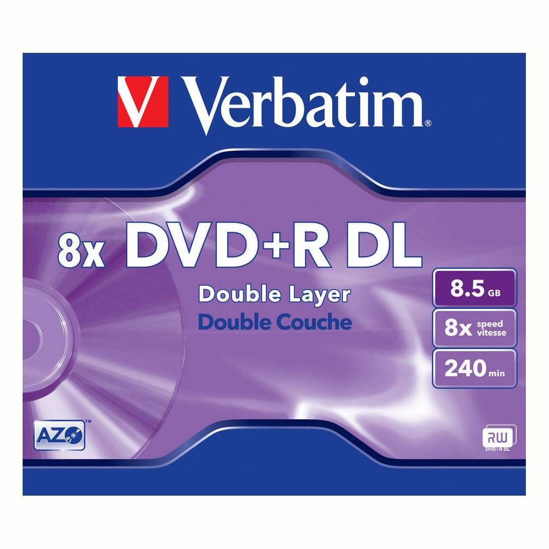 Диски DVD+RW 4.7Gb Verbatim 4x  5 шт  Slim Сolor  (43297)
