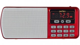 Perfeo радиоприемник ЕГЕРЬ FM