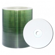 CD-R printable диски 700MB 52X Full ink printable BULK/100 (CMC)