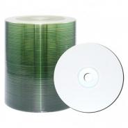 CD-R printable диски 700MB 52X Full ink printable BULK/100 (CMC)