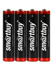 Батарейки AAA SmartBuy R03/4 Shrink