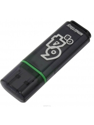 USB Flash SmartBuy Glossy 64Gb