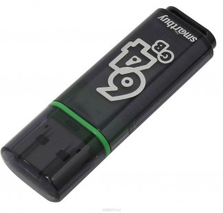 USB Flash SmartBuy Glossy 64Gb
