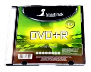 Диск SmartTrack DVD+R 4,7Gb 16x slim