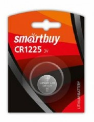 Батарейка CR1225 SmartBuy Blister/1