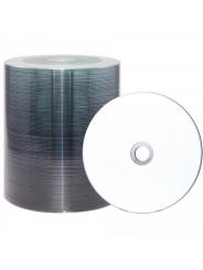 Диски DVD-R 4,7Gb 16x Printable bulk 100