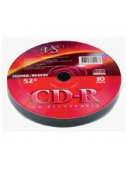 Диски VS CD-R 80 52x Shrink/10