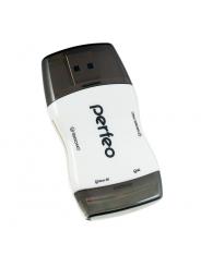 Perfeo Card Reader SD/MMC+Micro SD+MS+M2 (PF-VI-R016)