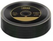 Mirex CD-R 700Mb MAESTRO (Vinyl) 52X Retro Style bulk 25