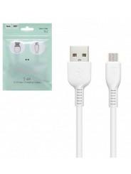 КАБЕЛЬ USB 2.0 - MICRO USB 1М HOCO X13