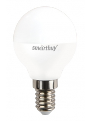 Лампа светодиодная SMART BUY P45-5W-220V-4000K-E14