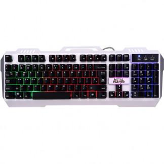 Клавиатура DEFENDER Metal Hunter GK-140L RU USB игровая