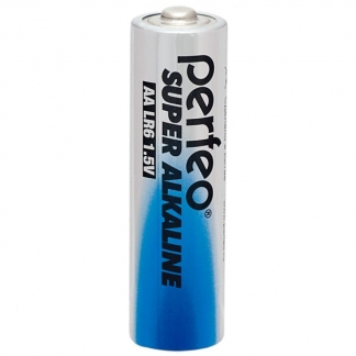 Батарейка Perfeo LR6 Super Alkaline