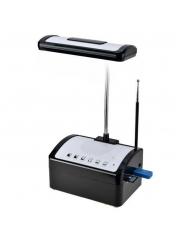 Радиоприемник I'STYLE LM-300 MP3 USB/SD, встр. светильник, аккумулятор