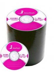 Диски Smart Track DVD-R 4,7GB 16X BULK/100