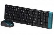 Беспроводной комплект клавиатура мышь SmartBuy SmartBuy 222358 black
