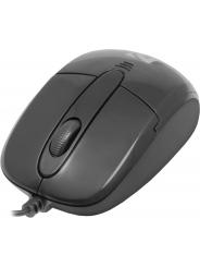Мышь проводная DEFENDER Optimum MS-130, мини