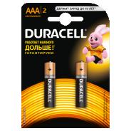 Батарейки Duracell LR03/2BL MN2400