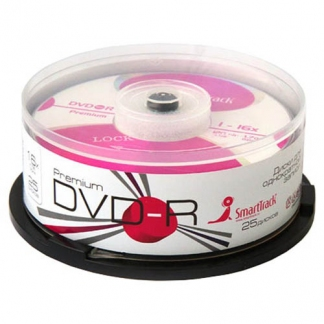 Диск SmartTrack DVD-R 4,7Gb 16x cake 25