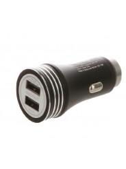 Зарядное устройство автомоб. USBx2 2.4A WIIIX UCC-2-12