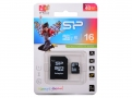MicroSD 16GB Silicon Power Class 10