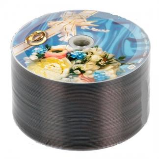 Диск Videx DVD+R 4,7Gb 16x bulk 50 Свадьба