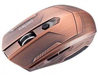 Мышь беспроводная Perfeo METALLIC «Copper»