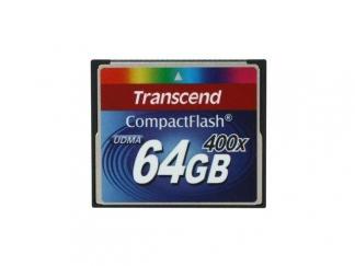 CF Transcend  64GB  400x