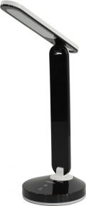 Светильник настольный LED SmartBuy 5W, 5V, 3 режима, сенсор, RGB, аккумулятор, черный