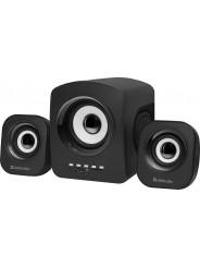Акустическая система 2.1 DEFENDER Z6 11Вт FM/MP3