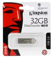 USB 32GB Kingston DTSE9 металл