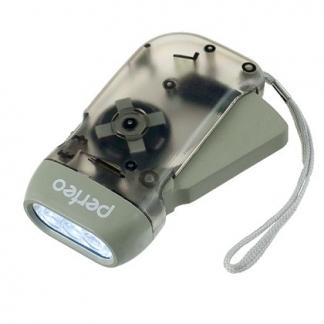 Светодиодный электродинамический фонарь PERFEO LT-008
