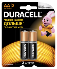 Батарейки Duracell LR6/2BL MN1500