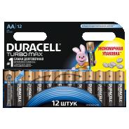 Батарейки Duracell LR6/12BL TURBOMAX