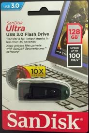 USB 128GB SanDisk Cruzer Ultra  CZ48