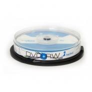 Диски Smart Track DVD+RW 4,7GB 4X CB/10