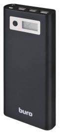 ЗУ Buro RA16000-3U-LCD -WT Li-Ion, 16000mAh, 2.1A+1A