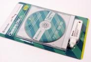 Чистящий диск CD/DVD DEFENDER