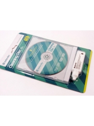 Чистящий диск CD/DVD DEFENDER