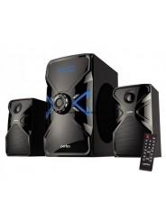 """Колонки 2.1 Perfeo PF-167С-BL """"X-TECH"""" Bluetooth"""