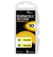 Duracell ZA10/6BLActiveAir Nugget Box ZA10