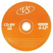 CD-RW ДИСКИ VS 700MB 12X BULK/50