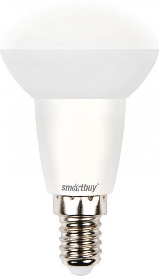 Лампа светодиодная SMART BUY R50-6W-220V-3000K- E14