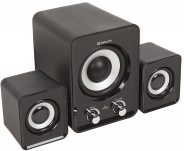 Акустическая система 2.1 16Вт DEFENDER Z4 Black