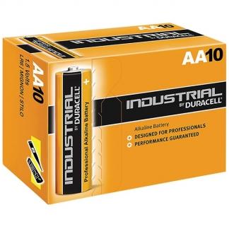 Батарейки Duracell LR6/10ВОХ INDUSTRIAL