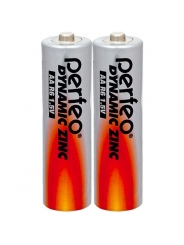 Батарейки АА Perfeo R6/2SH Dynamic Zinc
