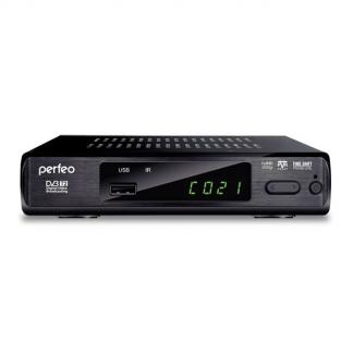 Perfeo PF-168-3 приставка для цифрового телевидения