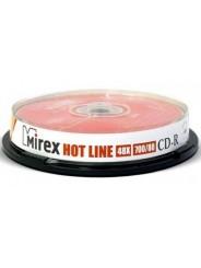 Mirex CD-R 700Mb HOTLINE 48X cake 10