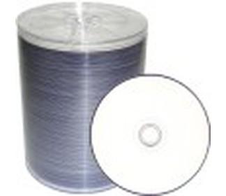 DVD-R 4,7GB 16X full ink printable BULK/100 Ritek