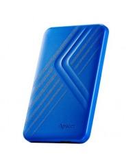 Apacer 2.5 HDD 2 TB USB 3.2 AC236 Blue